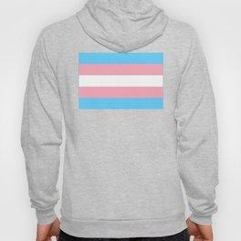 Transgender Flag Hoody