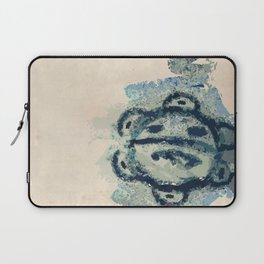 Taíno sun  Laptop Sleeve