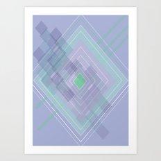 Geometrics 2 Art Print