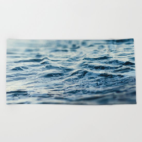 Ocean Magic Beach Towel