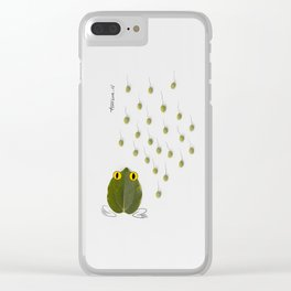 Looking for mom Clear iPhone Case