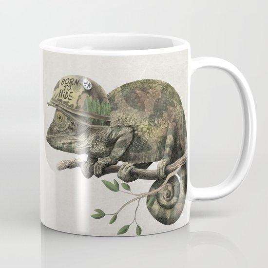 Born to Hide Mug