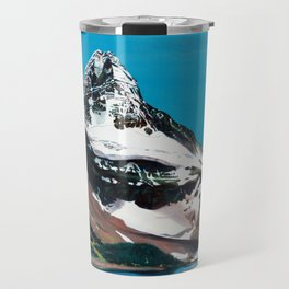 Mt. Assiniboine Travel Mug