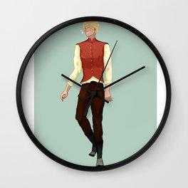 Keefe Wall Clock