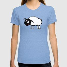 Cartoon Happy Sheep T-shirt