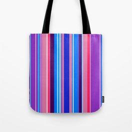 Stripes-019 Tote Bag