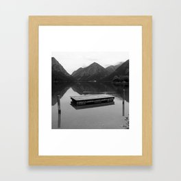 Reflection #1 Framed Art Print