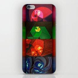 Elementals (series) iPhone Skin