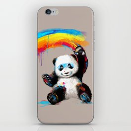 Giant Painter iPhone Skin