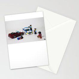 Routine Stop Stationery Cards