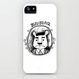 Bleubear Plays Corpse Craft iPhone Case