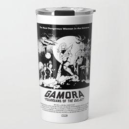 Gamora and the Guardians of the Galaxy Travel Mug