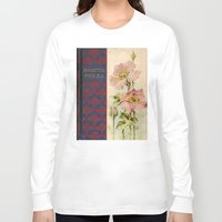 poem Long Sleeve T-shirts featuring her love poem Remember by MW. [by Mathius Wilder]