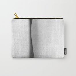 Two Women. Minimalist hug Carry-All Pouch