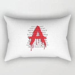 PLL Rectangular Pillow