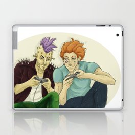 Two Killers and a Playstation Laptop & iPad Skin