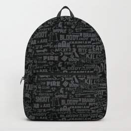Evil Scout: Pattern 1 Backpack