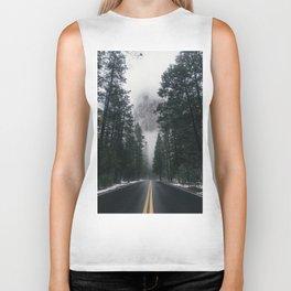Forest Way Biker Tank