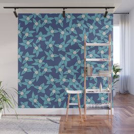 Summer Flowers Widowmaker Wall Mural