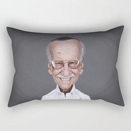 Stan Lee Rectangular Pillow