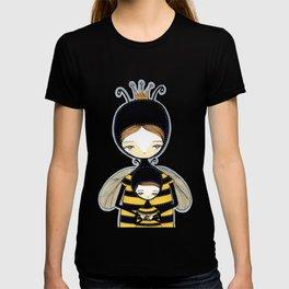 Queen Bee Motherhood T-shirt