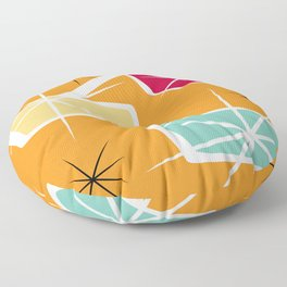 Retro Color 05 Floor Pillow