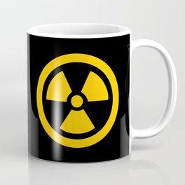 Yellow Radioactive Coffee Mug