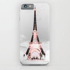 pariS Black & White + Pink iPhone 6 Slim Case