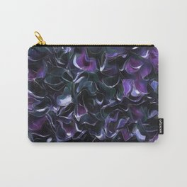 Purple Pond Carry-All Pouch