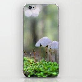 Macro World iPhone Skin