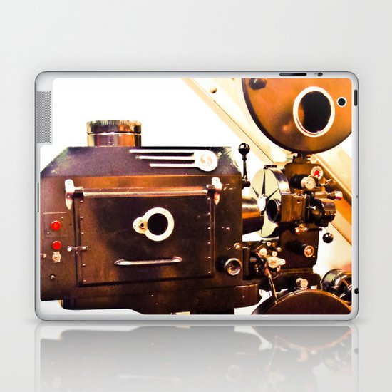 READY CAMERA AND ACTION Laptop & iPad Skin