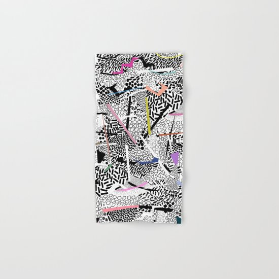 Graphic 83 Hand & Bath Towel