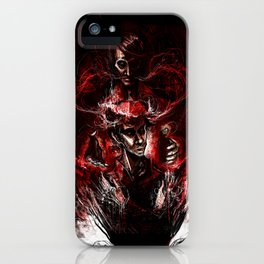 GOD and the Man Who Would Be GOD - Hannibal iPhone Case
