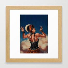 JJBA:VA - Narancia Framed Art Print