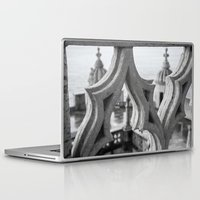 architecture Laptop & iPad Skins featuring Architecture by Sébastien BOUVIER