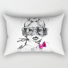 #STUKGIRL Penny Rectangular Pillow