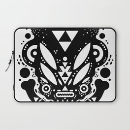 s k u l l Laptop Sleeve