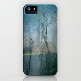 backyard iPhone Case