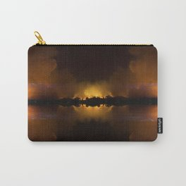 Engulfed Carry-All Pouch