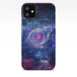 Eye in the Universe iPhone Case