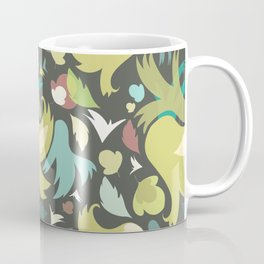 The powerful an green spring is coming Coffee Mug