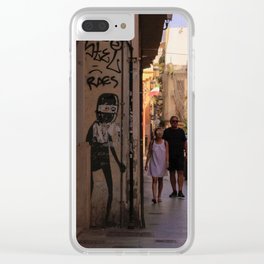 Beware the Tag Clear iPhone Case