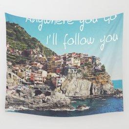 Italia Wall Tapestry