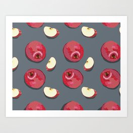 How Bout Them Apples? Art Print