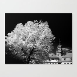 German Church II Canvas Print