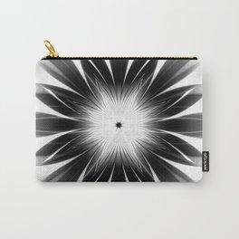 Dark Starburst Carry-All Pouch