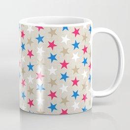Cascading Stars Coffee Mug