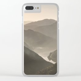 Vale do Douro Clear iPhone Case