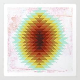 Calypso Arizona Art Print