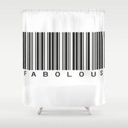Fabolous Shower Curtain